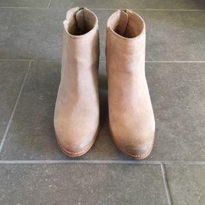 Splendid Womens Booties Size 10